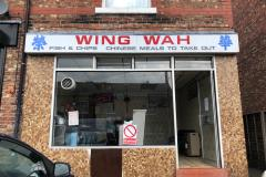 Plans to convert former takeaway into living accommodation