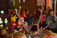 Countdown to the Wilmslow Christmas lights switch on