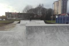 New £85,000 skatepark up and running