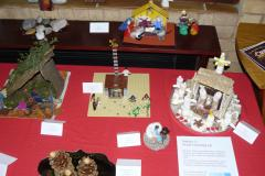 Over 80 nativity scenes displayed at church festival