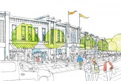 Examination of plan for future development of Wilmslow gets underway
