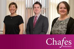 Chafes Solicitors LLP appoint new Partners