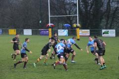 Rugby: Wolves lose at Kendal despite a resilient performance