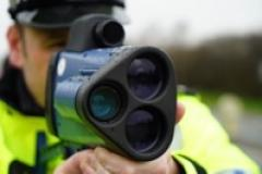 Police across the North West join forces to crackdown on speeding