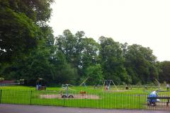 Three teenagers robbed and assaulted in town park