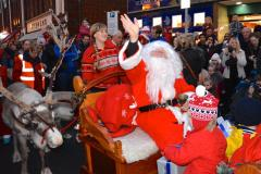 Wilmslow Christmas lights switch-on brought forward a week