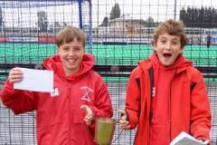 Two hockey stars selected for UK squad