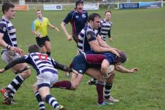 Rugby: Wolves steal late win over Eccles