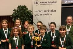 Lego team wins a place in national finals
