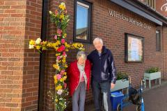 Reader's Letter: Easter blooms on Water Lane