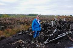 Dawn Walk in memory of archaeologist who recovered Lindow Man