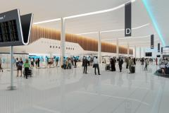 First look inside Manchester Airport's new terminal building