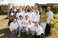 Love Food Hate Waste awarded at Cheshire Show