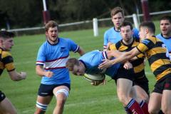Rugby: Wolves secure win with strong second half performance