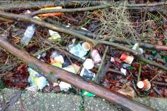 Volunteers shocked by amount of litter