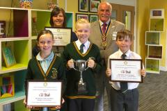 Lacey Green speakers triumph in Rotary competition