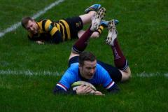 Rugby: Kendal burst Wolves' bubble