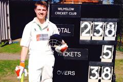 Cricket: Squirrels make impressive debut in Cheshire League