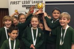 Pupils through to national final of robotics competition