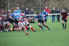 Rugby: Wolves lose away to in form Warrington