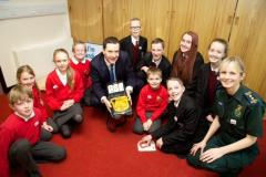 Chancellor supports life-saving lessons