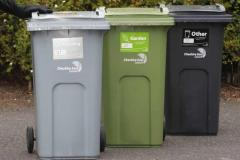 Check your Christmas and New Year bin collections