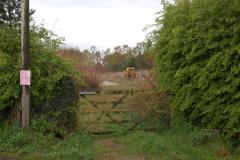 Stables planned on land previously earmarked for gypsy site
