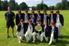 Cricket: U12s end fantastic season with Wallington Plate win