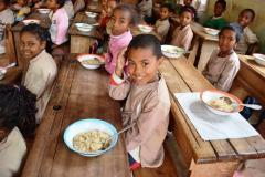 Help Rotary rise to the challenge to feed 20,000 children