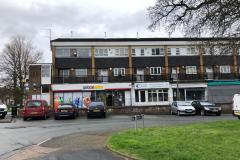 Extension to row of shops approved