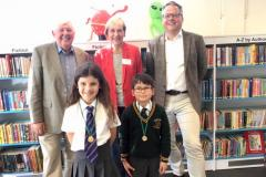 Wilmslow Library celebrates Summer Reading Challenge success