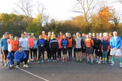 Parkrun attracts bunch of new runners