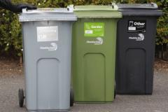 Cheshire East bin collections 'buck the national trend'