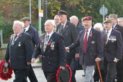Remembrance Day arrangements confirmed