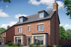 Bellway releases first visuals for new residential development at Alderley Park