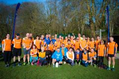 Runners clock up over 3600 miles for local hospice