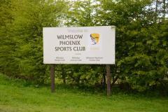 Thieves target Wilmslow sports club