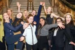 Mock trial team finish runners up in national competition