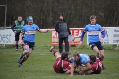 Rugby: Wolves suffer 19th loss
