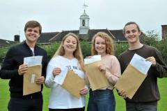 Local students ace their A levels
