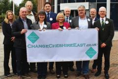 Call for shake-up at Cheshire East Council voted down