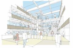 Royal London revises plans for new office space at Alderley Road campus