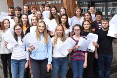 Wilmslow students among Kings' A level high flyers