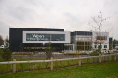 Permission granted for external changes at Waters headquarters