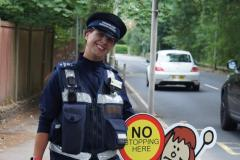Initiative to promote 'safer parking' launched at Gorsey Bank