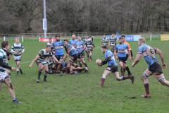 Rugby: Wolves win against Penrith with far from perfect performance