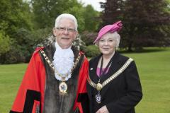 New mayor marks 31 years in public life