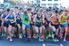 On your marks for the Wilmslow Festive 10K