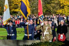 Wilmslow and Handforth pay tribute to our fallen
