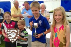 Dean Oaks triumph in show competitions